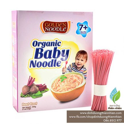 GoldenNoodle_OrganicBabyNoodle_BeetRoot_200g_01