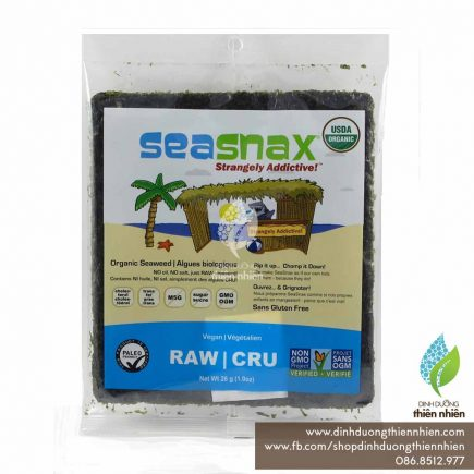 Seasnax_OrganicSeaweedSheets