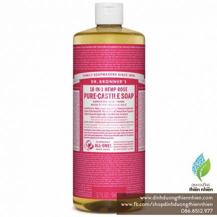 DrBronner_18in1_Rose_946ml