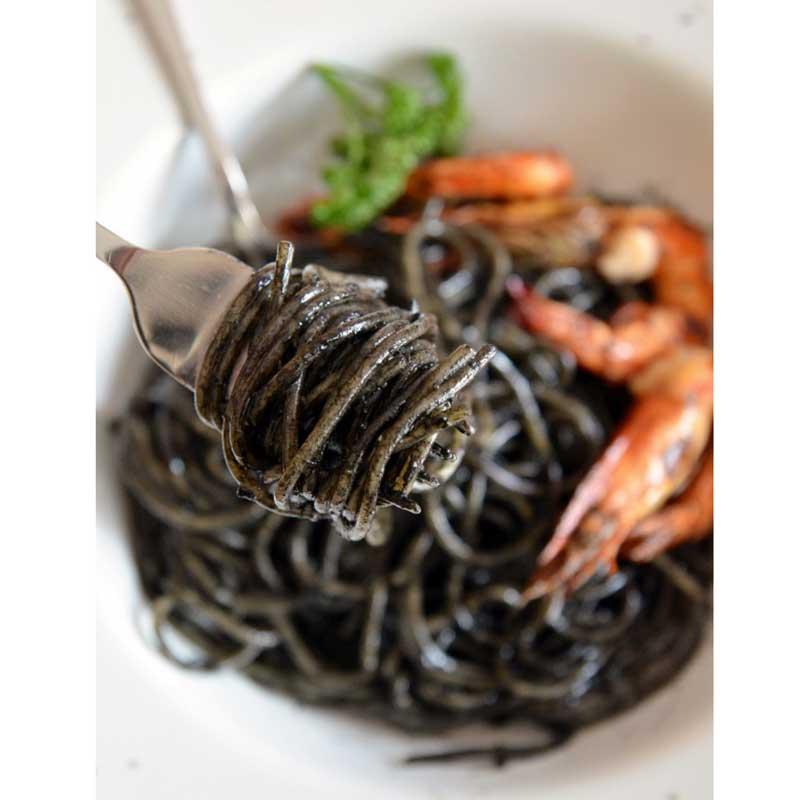 Mì Sợi Hữu Cơ Everprosper Men No Sato Organic Noodles, Vị Than Tre, 250g -  Dinh Duong Thien Nhien