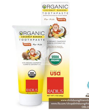 Radius_kidsorganictoothpaste_CoconutBanana_85g_01